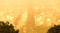 اصفهان قربانی جدید گرد و غبار