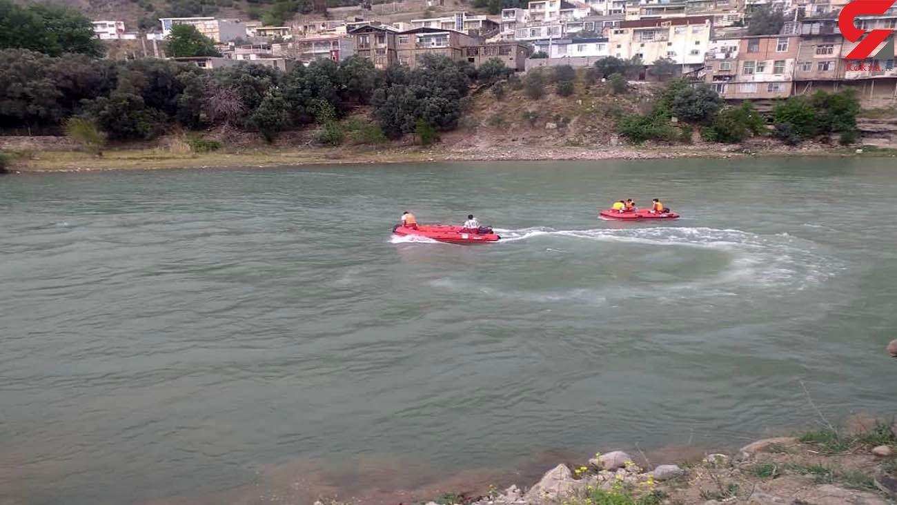 عملیات ویژه برای یافتن 2 جوان گمشده در رودبار