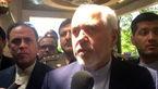 واکنش ظریف به حادثه تروریستی تهران +فیلم