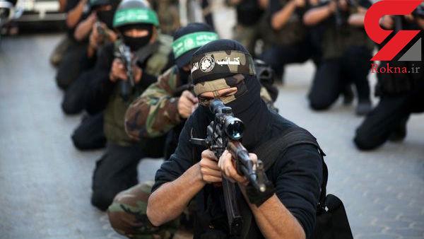 حماس حملات تروریستی تهران را محکوم کرد