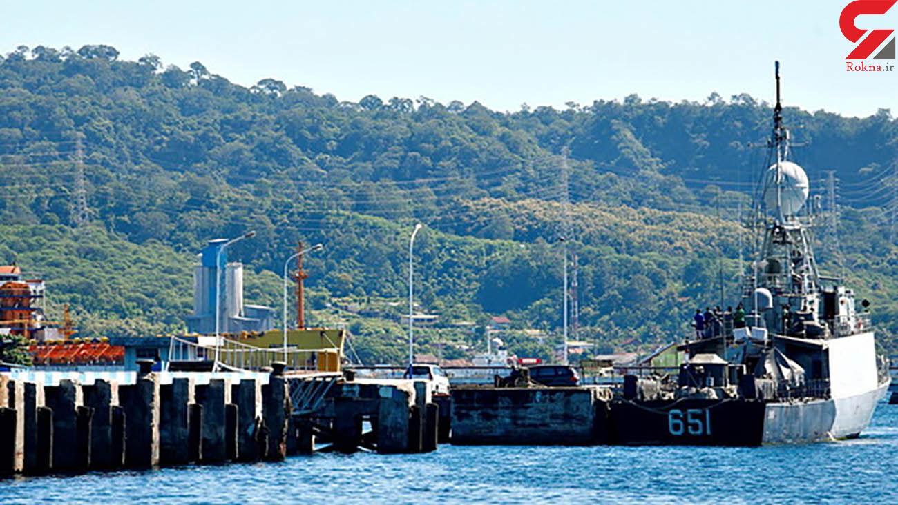 زیردریایی «نانگالا ۴۰۲» در دریای بالی غرق شده است