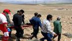 مرگ پیرمرد 70 ساله در ارتفاعات شهر کرد
