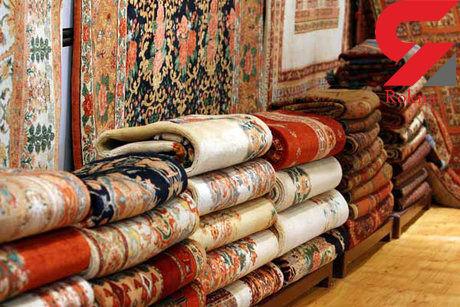 فرش ایرانی بلوکه نشده، مشکل از گمرک است