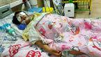 مرگ تلخ کودک خردسال پس از غرقشدن در استخر قصرآبی قم+ عکس