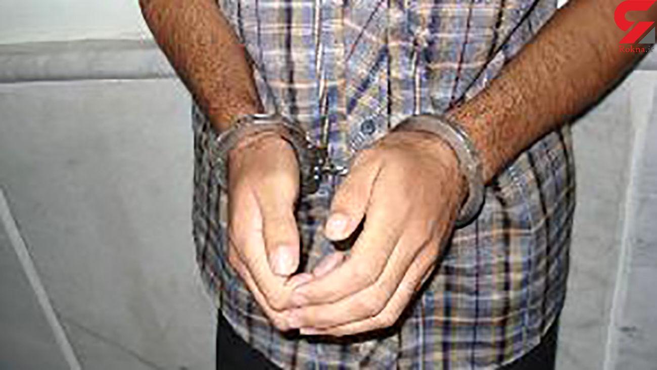 دستگیری سارق تابلوهای راهنمایی و رانندگی در الیگودرز
