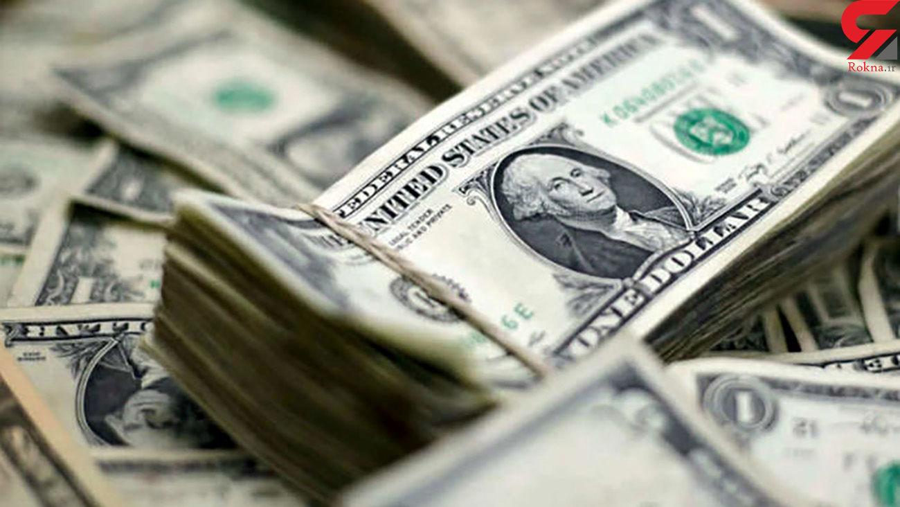 خرج 8 میلیارد دلار ارز 4200 تومانی توسط دولت / مابه التفاوت نرخ ارز در جیب دولت؟!