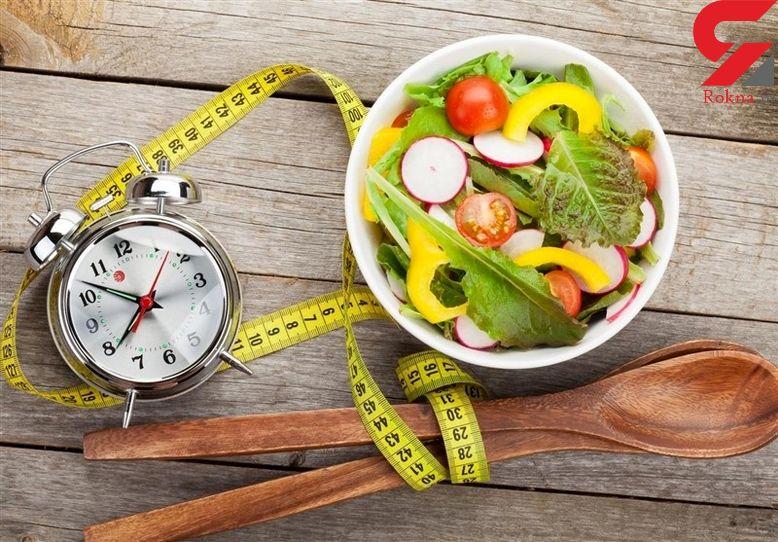 به این دلایل سرساعت غذا بخورید