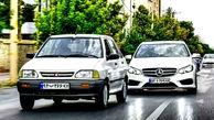 قیمت خودرو در بازار کمی عقبنشینی کرد