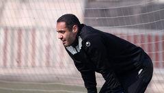 حسینی: بازهم تمرین میکردم مصدومیتم حادتر میشد