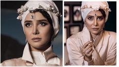 الناز حبیبی هم مدل شد +عکس های عجیب