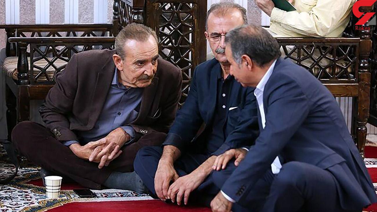 بزرگترین انگشتر رهبر انقلاب سهم کدام بازیگر شد؟ + عکس