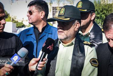 نخسین مرحله طرح ظفر پلیس تهران
