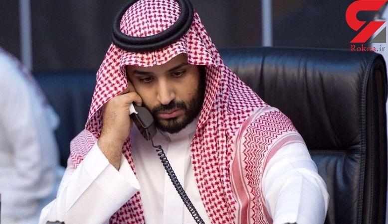 تماس تلفنی ولیعهد سعودی با مشاور ترامپ درباره خاشقجی