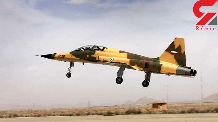 خط تولید جنگنده کوثر راه اندازی شد