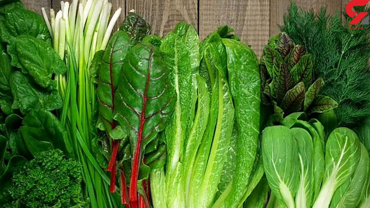 سبزیجات عضله ساز کدامند؟