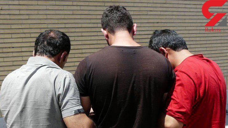 ربودن راننده تاکسی تهرانی به جای ثروتمند 350 میلیارد تومانی +  عکس