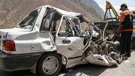 تصادف دو پراید در قزوین هشت مصدوم برجای گذاشت