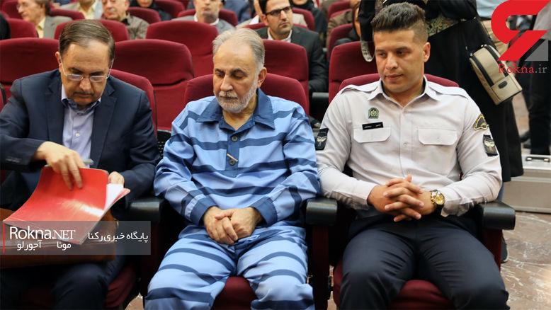 خبر ویژه / محمد علی نجفی قاتل میترا استاد نیست / قضات دیوانعالی کشور دستور تحقیقات بیشتر دادند