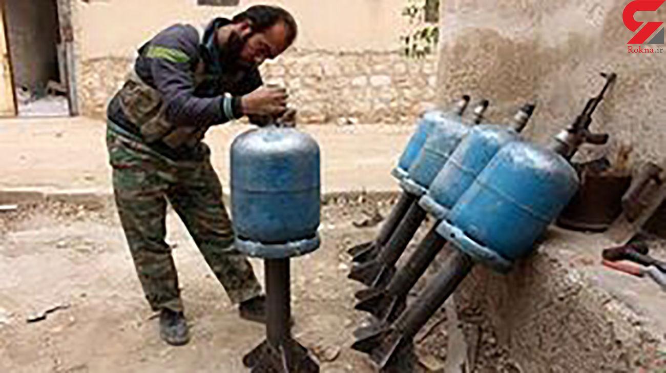 تروریستها آماده حمله شیمیایی در شمال سوریه میشوند