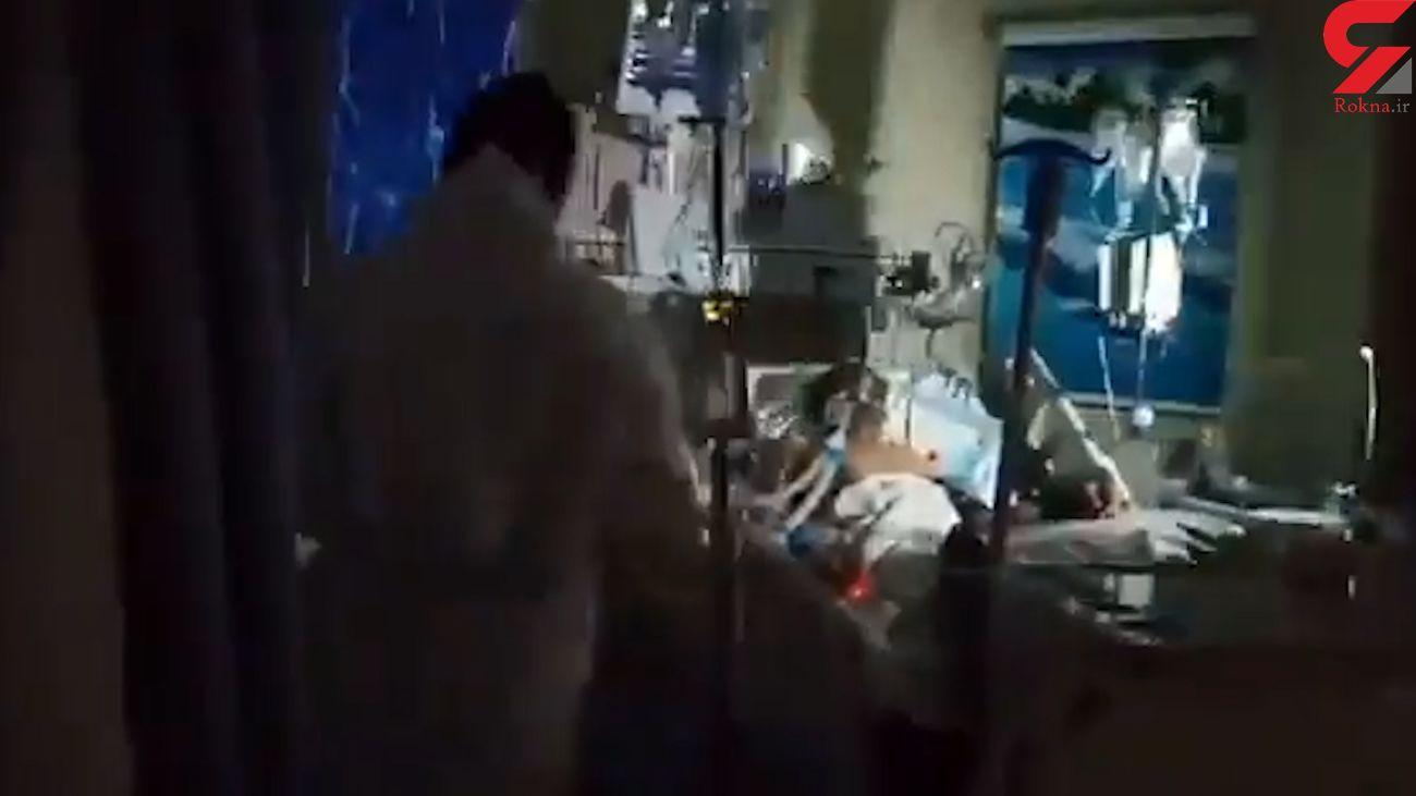 ماجرای قطع برق و مرگ بیماران بیمارستان در تهران + فیلم