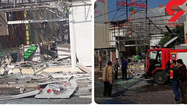 حوادث واقعی حوادث بابل انفجار ساختمان اخبار بابل