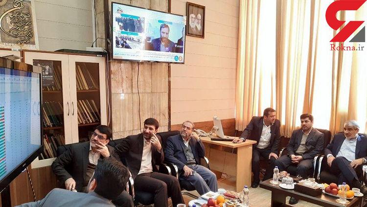 رصد لحظه ای انتخابات در اتاق مانیتورینگ با حضور سخنگوی شورای نگهبان + عکس