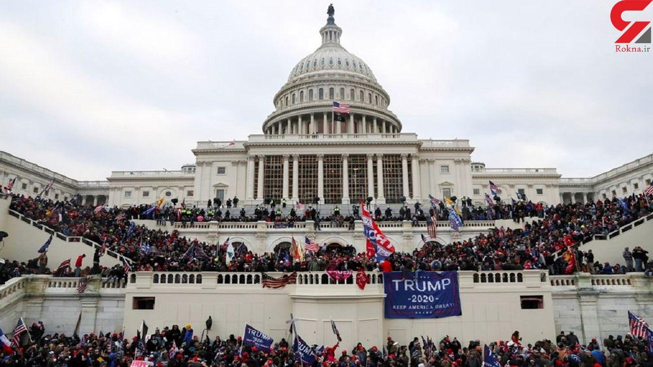 هشدار پلیس به کنگره آمریکا / هواداران ترامپ قصد منفجر کردن کنگره را دارند