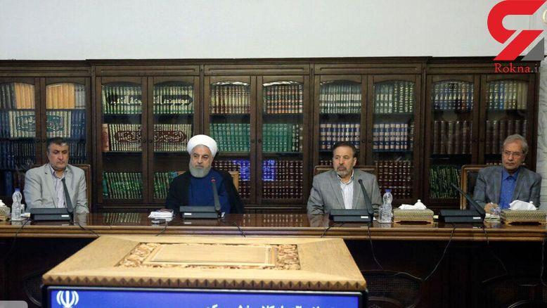 روحانی: منازل مسکونی ترمیمی در مناطق سیل زده تا نیمه مرداد تحویل می شود