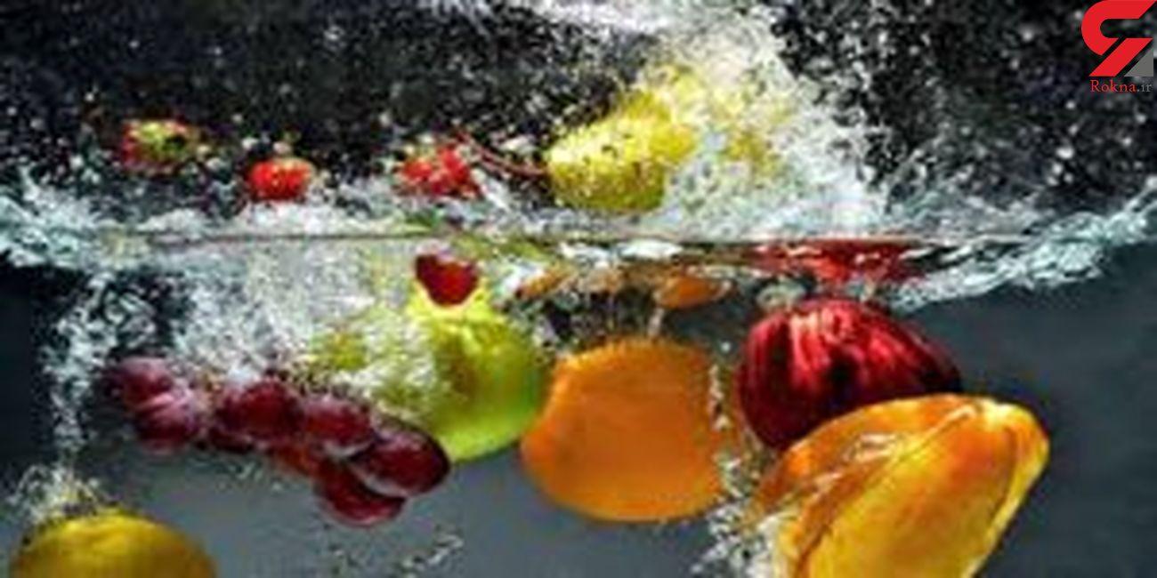 طلایی ترین ترفندها برای ضدعفونی کردن سبزی و میوه