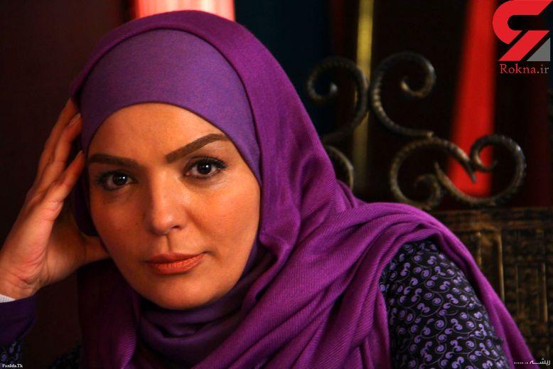 خانم بازیگر ایرانی: لطفا با آبروی من بازی نکنید! + فیلم