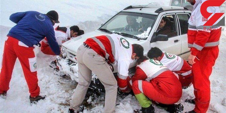 هشدار بارش گسترده برف، باران و آبگرفتگی معابر در ۱۸ استان