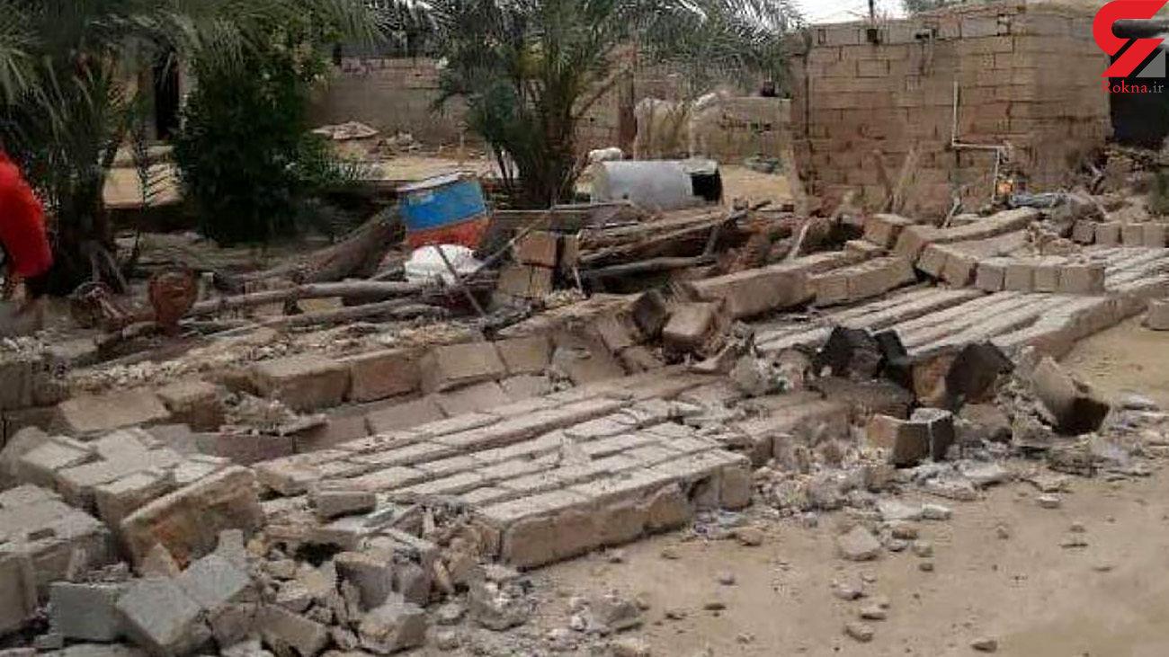 کمک به زلزله زدگان شهرستان گناوه با آمادگی کامل بسیج سازندگی و گروه های جهادی
