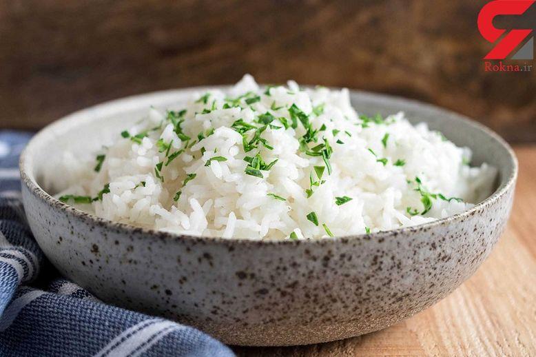 پخت برنج با این روغن چاق تان نمی کند
