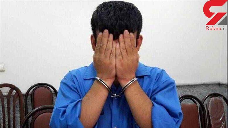 برادرکشی در خرمشهر فقط بخاطر پول /  بازداشت قاتل در مخفیگاه