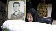 دیدار غم انگیز یک مادر شیرازی با جسد فرزندش پس از ۳۰ سال+ عکس