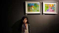 افسون کودکانه رنگ با تلفیقی از رویای پیکاسو
