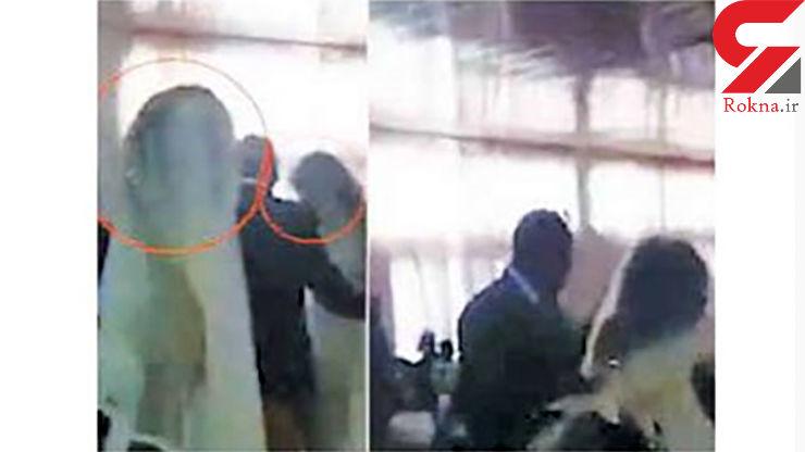 داماد خائن هنگام مراسم عقد عروس را عوض کرد / مهمانان شوکه شدند! + عکس
