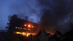 آتش سوزی در بنگلادش 56 قربانی گرفت