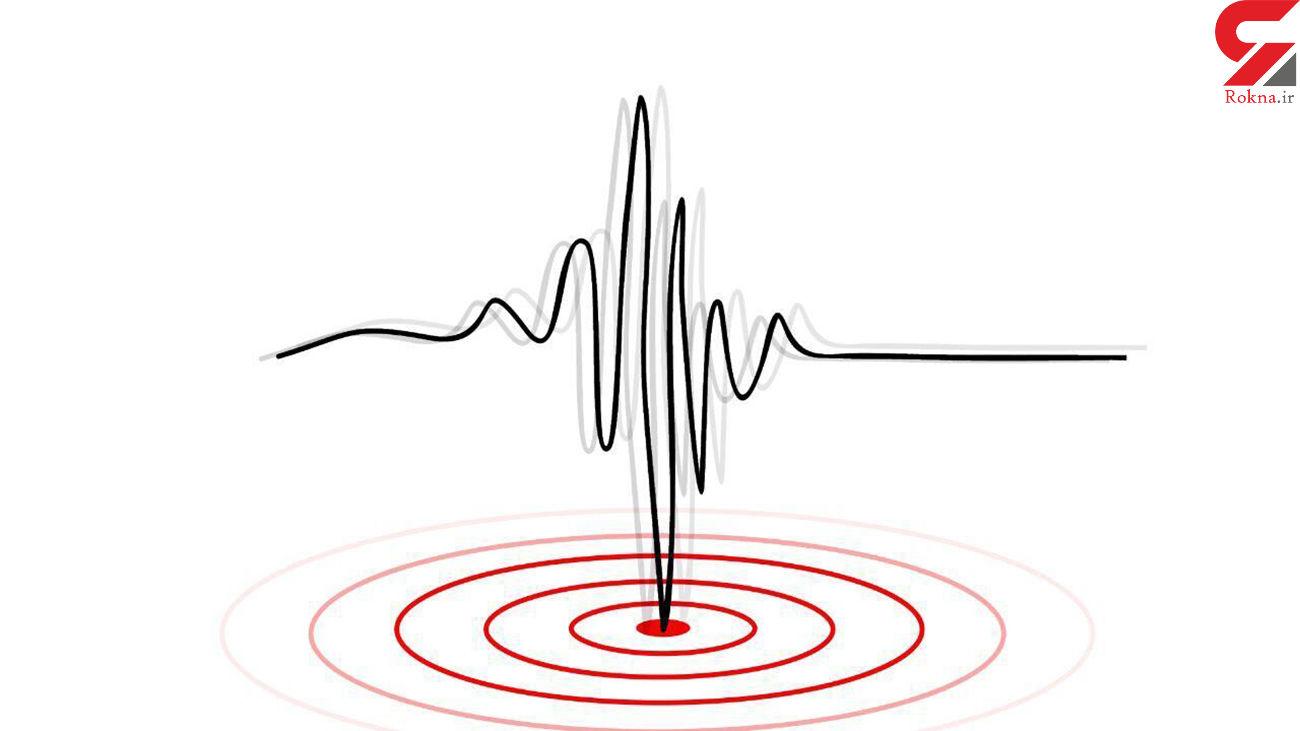زلزله در لالی خوزستان