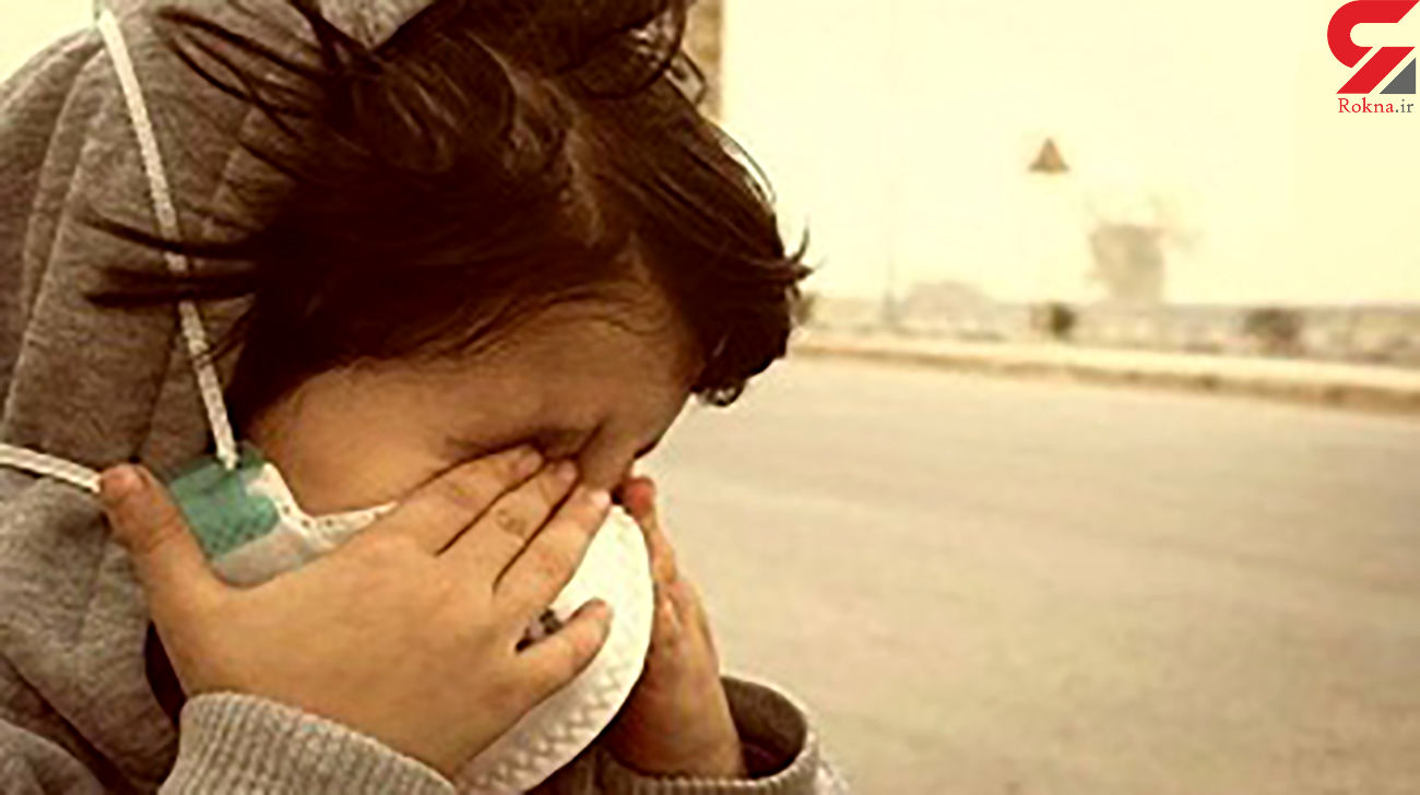 هشدار سطح زرد درباره ورود توده جدید گرد و غبار به خوزستان