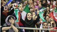 پرسپولیس- السد، بدون حضور زنان در آزادی