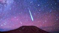 آیا می دانید شهابهای آسمان چگونه نور تولید می کنند؟