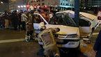 1500 تصادف رانندگی روزانه در تهران