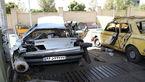 انفجار کپسول گاز پژو یک خانواده چهار نفره در ملارد