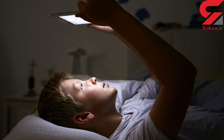 بلایی که نور تلفن های هوشمند بر سرتان می آورد
