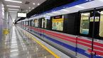 حادثه در خط مترو کرج به تهران/ اختلال در رفت و آمد قطارها بعد از دقایقی برطرف شد