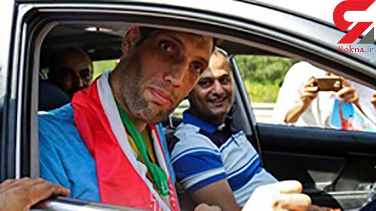 یک ایرانی بهترین ورزشکار معلول جهان شد