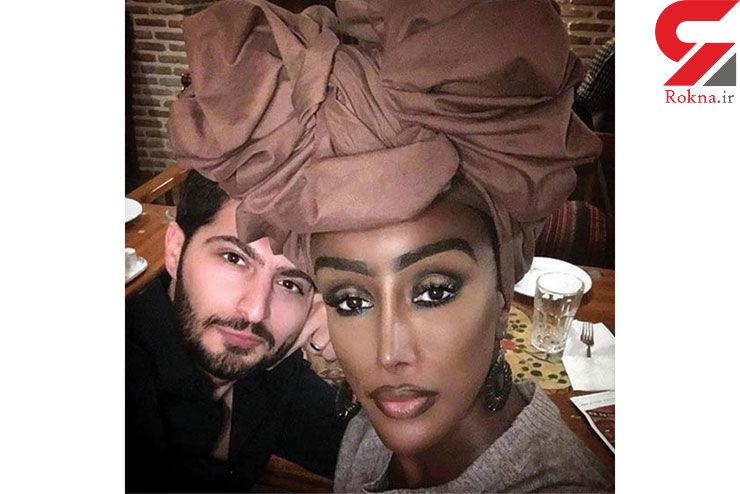 عکس های دیده نشده از ازدواج پسر ایرانی با ملکه زیبای آفریقا  / رازهای ناگفته فرشاد