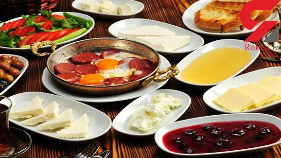 صبحانه خطرناک ترین وعده غذایی