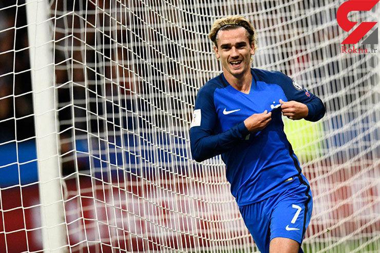 دشان: فرانسه به سختی به جام جهانی رسید
